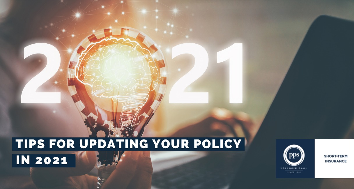 Tips for updating your policy in 2021