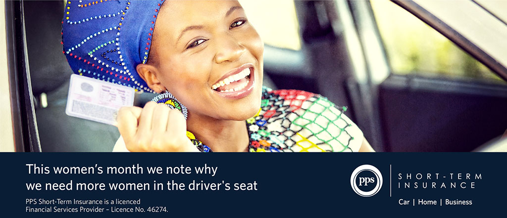 Why we need more women in the drivers seat